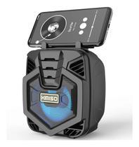Caixa De Som Portátil Wireless Bluetooth Kimiso Kms-1186 -