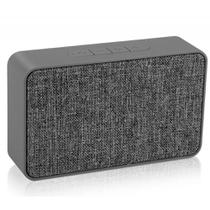 Caixa De Som Portátil Xtrax Speaker X500 Cinza - 5w, Bluetooth -