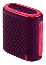 Caixa de som pulse mini bluetooth 10w rms rosa/ roxo - Multilaser -