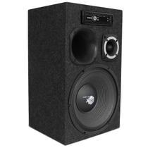 Caixa de Som Residencial Bob Portátil Bivolt Shutt Xplode 200W 12'' + Módulo + Fonte + MP3 Player - Kit Som E Vídeo