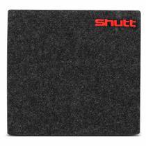 Caixa de Som Shutt para 1 Alto Falante 10 Polegadas 30 Litros Selada Carpete Grafite -