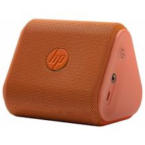 Caixa De Som Speaker Bluetooth Hp Mini Roar Laranja