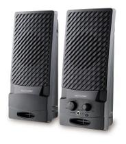 Caixa De Som Stereo 200Hz 10kHZ P2 Usb Para Pc Not Celular - Multilaser