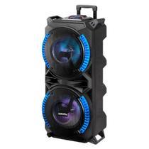 Caixa de Som Sumay 400W Bluetooth Sm-cap19 -