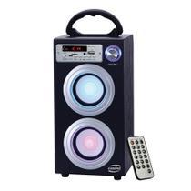 Caixa de Som Torre Bluetooth Preto SP106 NewLink -