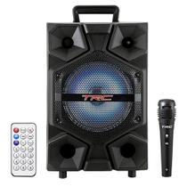 Caixa de Som TRC Amplificada c/ Bluetooth Portátil - TRC512 - Trc Sound