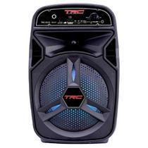 Caixa de Som TRC Amplificada c/ Bluetooth USB 100W Preta - TRC 5510 - Trc Sound
