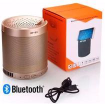 Caixa De Som USB Portátil Multifuncional Bluetooth Potente - Master