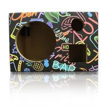 Caixa de Som Vazia dutada Gabinete 38 Litros - Extreme Box
