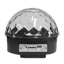 Caixa De Som Xcell Bola Maluca Bluetooth c/ Globo de Led para Festas Xc-xl-10b -