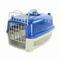 Caixa de Transporte Mais Dog N.02 Azul -