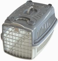 Caixa de Transporte Mais Dog N.04 Cinza -
