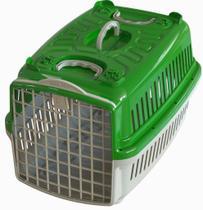 Caixa de Transporte Mais Dog N.04 Verde -