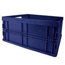 Caixa Dobrável Grande Azul Noite 1- MOR -