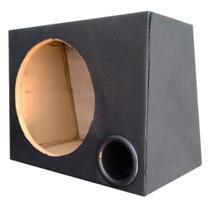 Caixa Dutada Som 12 Polegadas Duto 3 Pol Mdf 38 Litros - Extreme Box