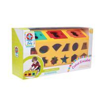 Caixa Encaixa da Estrela Brinquedo -