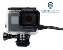 Caixa Estanque Aberta na Lateral para GoPro Hero 5, 6, 7 Black - Shoot