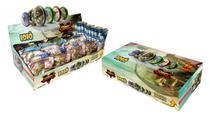 Caixa Ioiô Capcom Flowpack Com 24 Peças + 36 Cordas Profissionais -