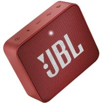 Caixa JBL GO 2 Vermelha - Red -