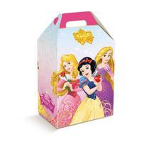 Caixa Maleta Kids Surpresa Princesas Disney C/10 - Cromus