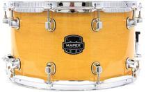 Caixa Mapex MPX Maple Gloss Natural 14x8 Ballad Snare com 10 Afinações -
