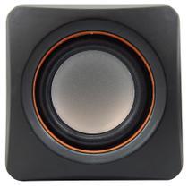 Caixa Mini De Som 2.0 Usb BPC-D02L - Brazil Pc
