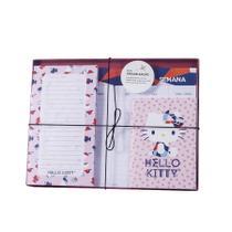Caixa organização hello kitty cute - Teca