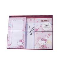 Caixa organização hello kitty sakura - Teca