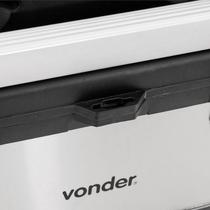 Caixa Organizadora Baú Inox - Vonder -