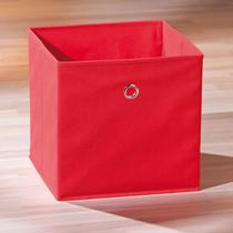 Caixa Organizadora Dobrável Inter Link Winny Vermelho -