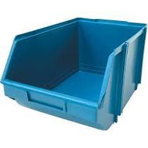 Caixa Organizadora Gaveteiro Plástico Bin ( Nº 3 A 9 ) - Pacote - Max