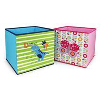 Caixa Organizadora Infantil (Pequeninos) Jacki Design - ADH18615 -