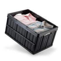 Caixa Organizadora Multiuso Desmontável Preto - Arthi -