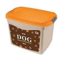 Caixa Organizadora para Cães de Plástico Retangular 11L Sanremo -