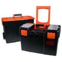 Caixa Organizadora Para Ferramentas Com Rodas Intech - ORG200 -