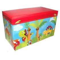 Caixa Organizadora Rígida Infantil para brinquedos Pufe CA20005 - Casita