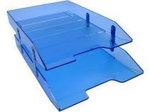 Caixa para correspondencia Acrimet 243 2 dupla articulada cor azul claro -