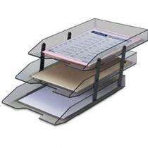 Caixa para correspondencia Acrimet 245 3 tripla articulada cristal -