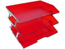 Caixa para correspondencia Acrimet 255 1 tripla faciliti lateral fume -