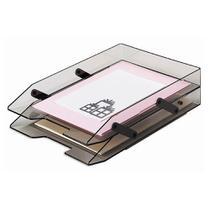 Caixa para Correspondência Articulada Dupla Fumê - Acrimet -
