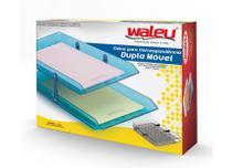 Caixa para correspondência dupla móvel - Waleu