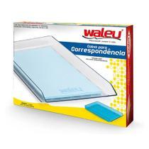 Caixa para Correspondência Waleu Cristal -