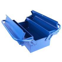 Caixa para Ferramentas Sanfonada 3 Gavetas 40 CM Azul FERCAR -