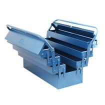 Caixa para Ferramentas Sanfonada c/ 7 Gavetas 50 CM Azul FERCAR -