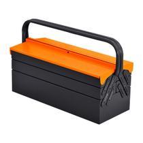 Caixa para ferramentas sanfonada com 5 gavetas - 91801 - Presto -