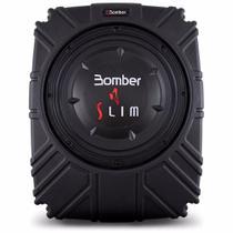 Caixa Passiva Selada Bomber Slim 10 - 200 Watts RMS -