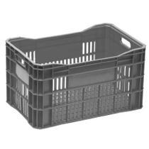 Caixa Plástica GR60 Cinza - Zanoni -