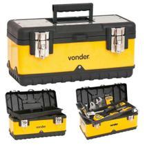 Caixa Plástica/Metálica Vonder  para Ferramentas - CMV0380 -