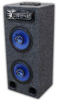 Caixa Radio Bluetooth Usb Torre Ativa Residencial Falante 6 - Hurricane