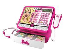 Caixa Registradora Barbie - Fun Divirta-se -